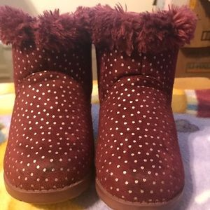 Other - Polka dot boots